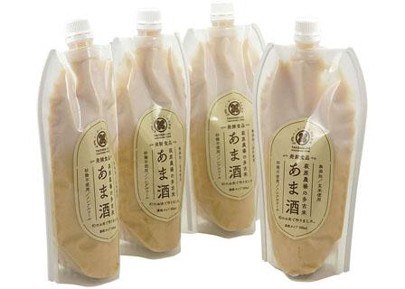 多古米(玄米)で作ったあま酒