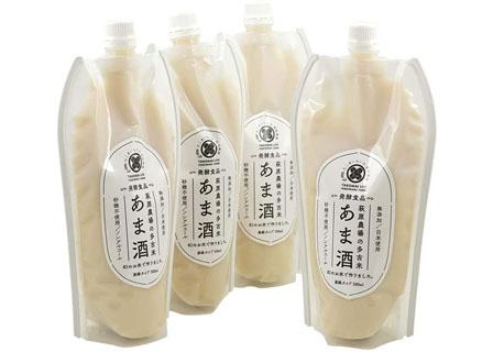 多古米(白米)で作ったあま酒
