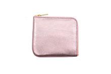 山羊革 ミニ財布
