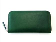 高級イタリアンレザー 長財布
