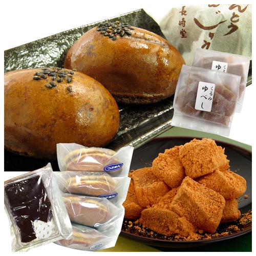 長崎堂 和菓子詰め合わせセット『清 -Sei-』