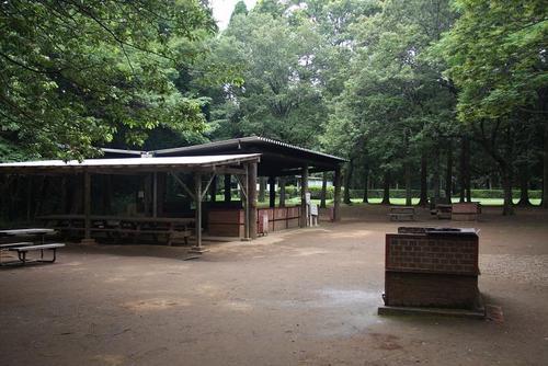 昭和の森第2キャンプ場