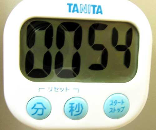 TANITAのタイマー