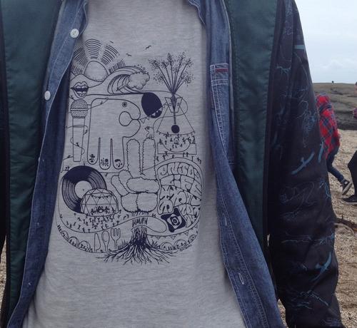 あわのネ オフィシャルTシャツ