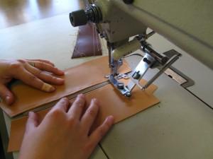 革用の工業ミシン